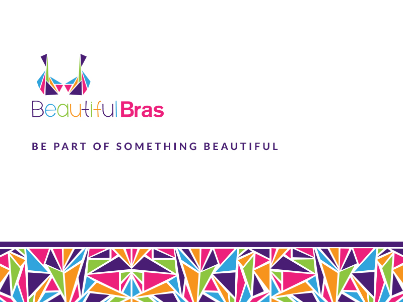 Be part of something beautiful. Be a designer for Beautiful Bras.