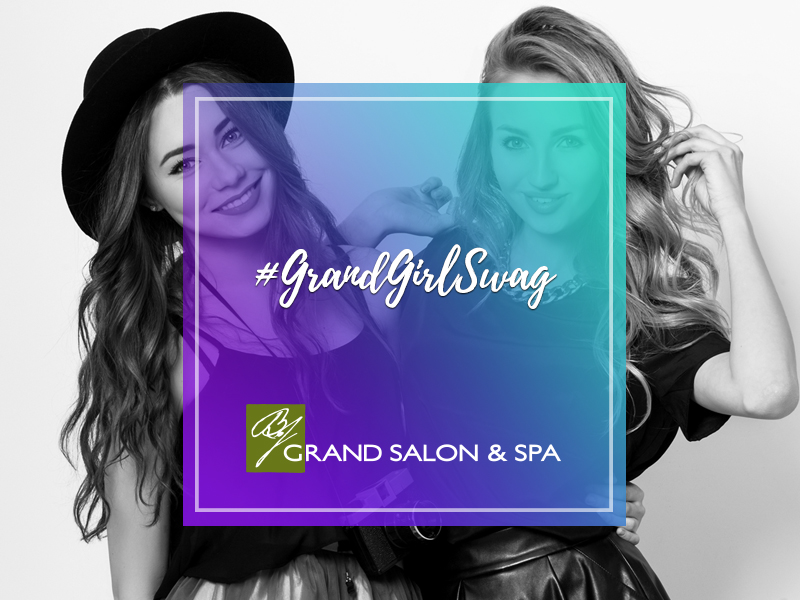 BJ Grand Salon and Spa Instagram Promotion